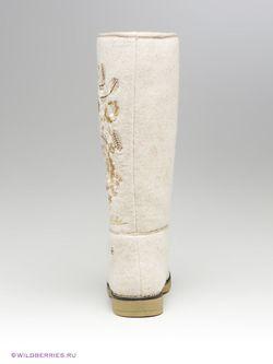 Сапоги Elche                                                                                                              белый цвет