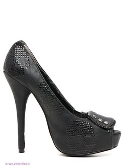 Туфли Iron Fist                                                                                                              чёрный цвет