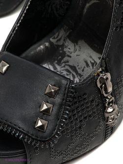 Туфли Iron Fist                                                                                                              черный цвет