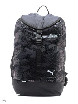 Рюкзак Academy Female Backpack Puma                                                                                                              чёрный цвет