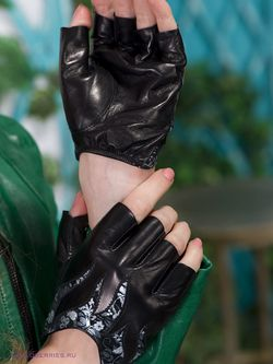 Митенки Eleganse                                                                                                              чёрный цвет