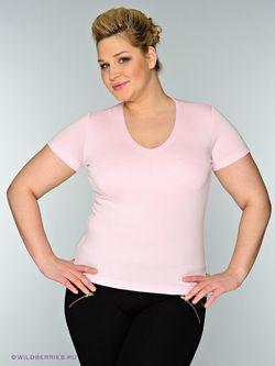 Футболки Mondigo                                                                                                              розовый цвет