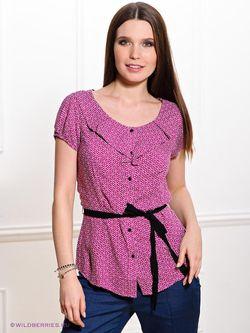 Блузки Top Secret                                                                                                              розовый цвет