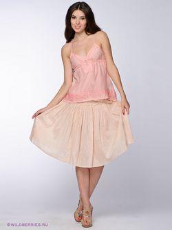 Юбки Solo Farfalle                                                                                                              розовый цвет
