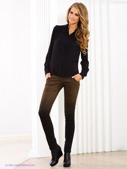 Блузки Isabel De Pedro                                                                                                              черный цвет
