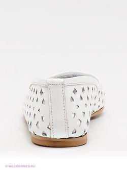 Балетки Friis                                                                                                              белый цвет