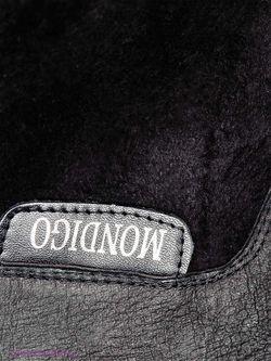 Сапоги Mondigo                                                                                                              чёрный цвет