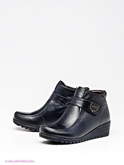 Ботинки Baden                                                                                                              черный цвет