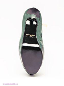 Полусапожки Vitacci                                                                                                              зелёный цвет