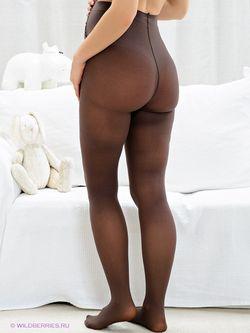 Колготки Фэст Фэст                                                                                                              коричневый цвет