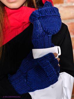 Митенки Dcshoes                                                                                                              синий цвет
