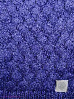 Шарфы Roxy                                                                                                              фиолетовый цвет
