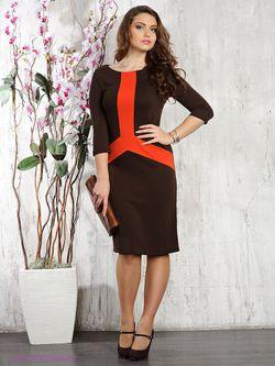 Платья Magnolica                                                                                                              оранжевый цвет