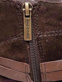 Полусапожки Marc O'Polo                                                                                                              коричневый цвет