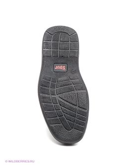 Ботинки Spur                                                                                                              чёрный цвет