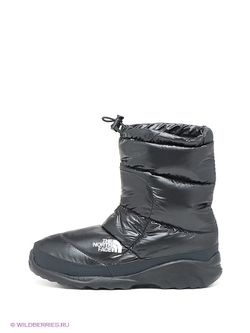 Сапоги The North Face                                                                                                              чёрный цвет
