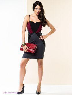 Платья Silvian Heach                                                                                                              черный цвет