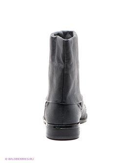 Полусапожки Silvian Heach                                                                                                              чёрный цвет