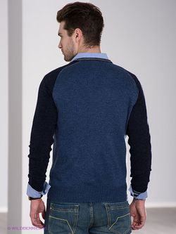 Пуловеры Marville                                                                                                              синий цвет