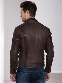 Куртки Marville                                                                                                              коричневый цвет