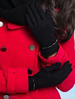 Перчатки Malgrado                                                                                                              черный цвет