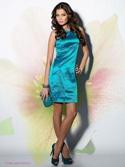 Платья Stets                                                                                                              Бирюзовый цвет
