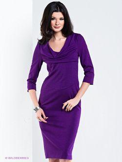 Платья Elegance                                                                                                              Лиловый цвет