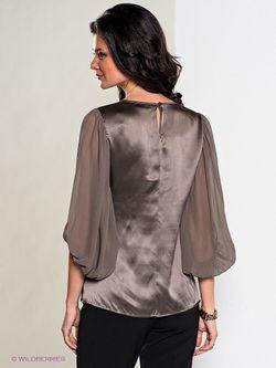 Блузки Elegance                                                                                                              коричневый цвет