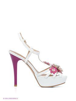 Босоножки Lena Milan                                                                                                              белый цвет