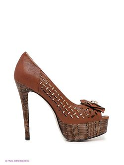 Туфли Mascotte                                                                                                              коричневый цвет