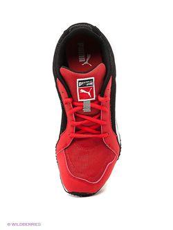 Кроссовки Puma                                                                                                              красный цвет