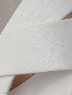 Босоножки Betsy                                                                                                              белый цвет