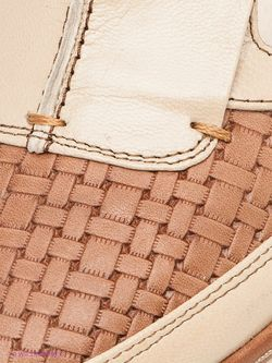 Туфли Palazzo D'oro                                                                                                              бежевый цвет