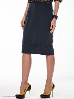 Юбки Natali Silhouette                                                                                                              синий цвет