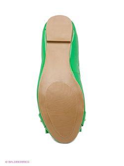 Балетки Apart                                                                                                              зелёный цвет