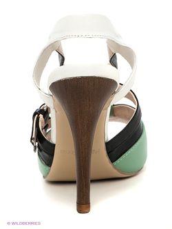 Босоножки Paolo Conte                                                                                                              зелёный цвет