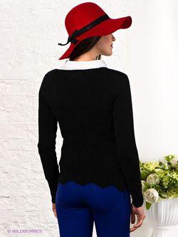 Джемперы Laura V.                                                                                                              черный цвет