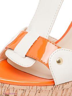 Босоножки Winzor                                                                                                              оранжевый цвет