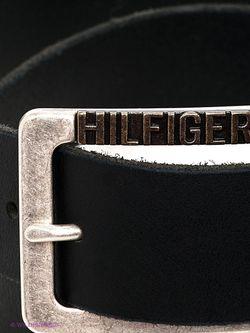 Ремни Tommy Hilfiger                                                                                                              чёрный цвет