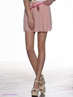 Юбки F5                                                                                                              розовый цвет