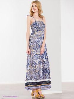 Сарафаны Baon                                                                                                              синий цвет