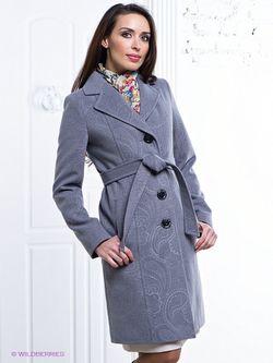 Пальто Klimini                                                                                                              серый цвет