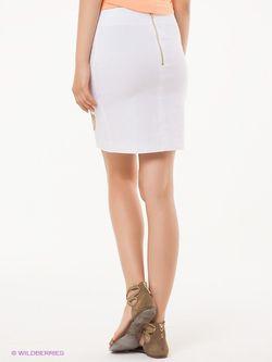 Юбки Bsb                                                                                                              белый цвет