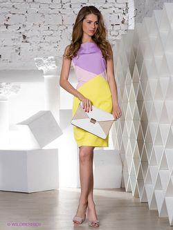 Платья Versace                                                                                                              желтый цвет