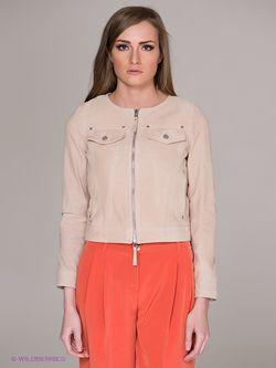 Куртки Pinko                                                                                                              бежевый цвет