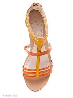 Туфли BCBG                                                                                                              желтый цвет
