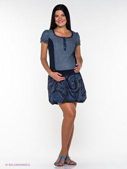 Платья UNIOSTAR                                                                                                              синий цвет
