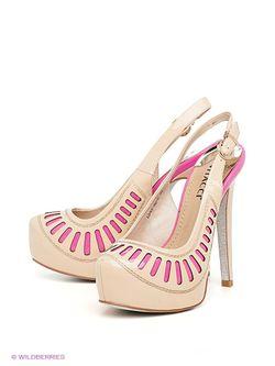 Туфли Vitacci                                                                                                              розовый цвет