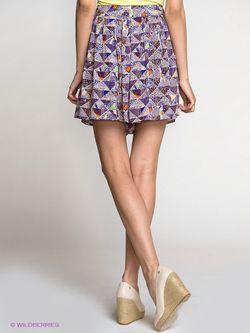 Юбки Lavand Lavand.                                                                                                              фиолетовый цвет