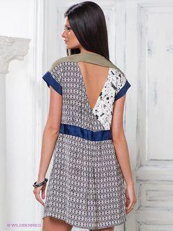 Платья Fairly                                                                                                              синий цвет